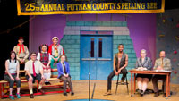 25th Annual Putnam County Spelling Bee: April/May 2013